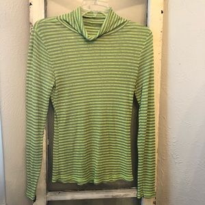 Grane Slouchy Cowl Neck Top Size Large
